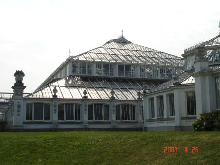 The Temperate Temperate House Again